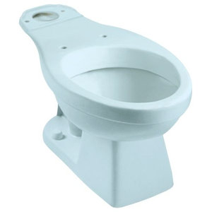 Peerless Pottery Hancock Elongated Toilet With Seat 20 06