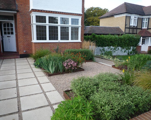 Front Garden Ideas, Pictures, Remodel and Decor