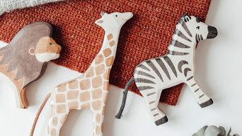 Safari Kid's Nursery
