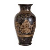 Mela Terracotta Decorative Vase by Designer Billy Moon