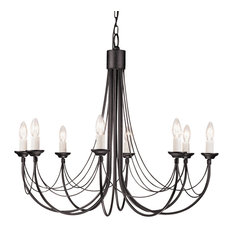 Carlsbrooke Chandelier, 8 Lights