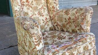 100 Year Old Rocker Armchair
