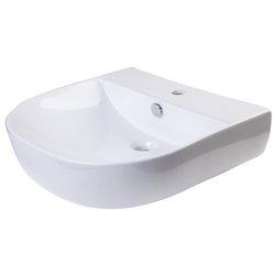 Contemporary Bathroom Sinks by Kolibri Decor