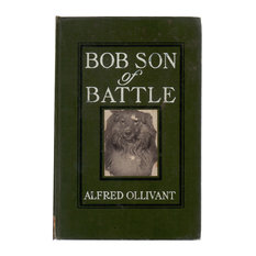 "1917 ""Bob Son of Battle"" by Alfred Ollivant"