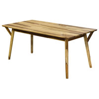 Solid Wood Dining Table, Sheesham