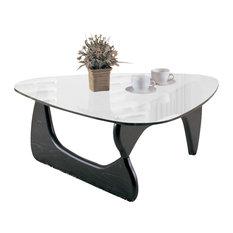 HomeleganceLA, Inc - Homelegance Chorus 2-Piece Glass Coffee Table Set - Coffee Table Sets