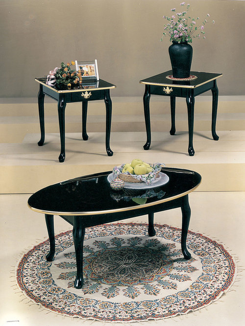 Queen Ann Coffee Table Set - Coffee Table Sets