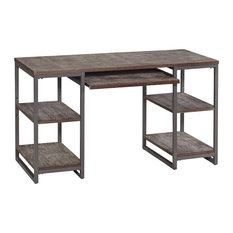 industrial executive desk cool home styles furniture barnside metro pedestal desk desks and hutches 50 most popular industrial executive for 2018 houzz