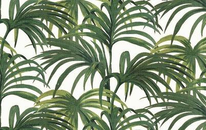 Im Dschungelfieber: 13 tropische Tapeten und Textilien