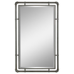 Industrial Bathroom Mirrors by Aspire Home Accents, Inc.