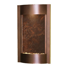 Serene Waters by Adagio Water Features, Multi-Color Featherstone, Copper Vein
