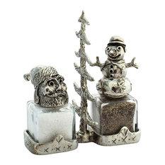 Christmas Set Salt and Pepper Shakers