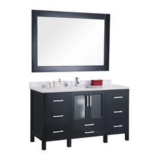 "Stanton 60"" Single Sink Vanity Set"