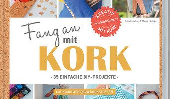 Handrup, Hedder: Fang an mit Kork! 35 Einfache DIY Projekte