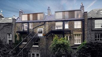 Modernised design for rear dormers in Highgate, London