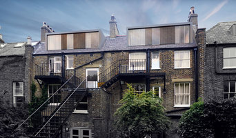 Modernised design for rear dormers in Highgate, London