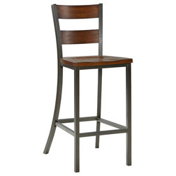 Inspirational Industrial Bar Stools And Counter Stools by Home Styles Furniture