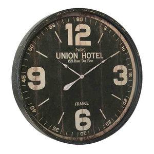 EMDE Union Hotel Wall Clock