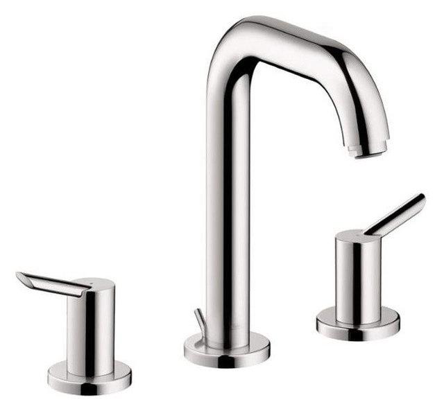 Hansgrohe Bathroom Widespread Faucet, 8\