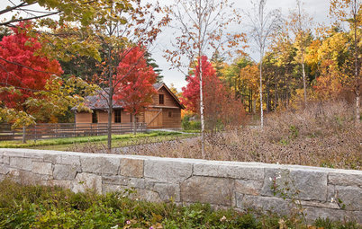 Photo Flip: 100 Fall Exterior Postcards From Houzz