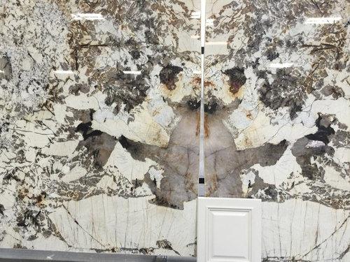 Alpine White Granite Kitchen Question