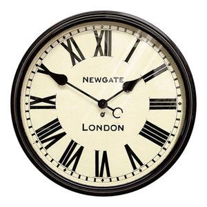 Newgate Battersby Clock, Black