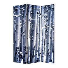 Birch Screen