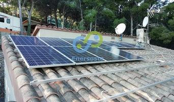 Instalación fotovoltaica aislada en Desierto de las Palmas (Castellón)