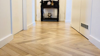 Herringbone Engineered Oak at Menora