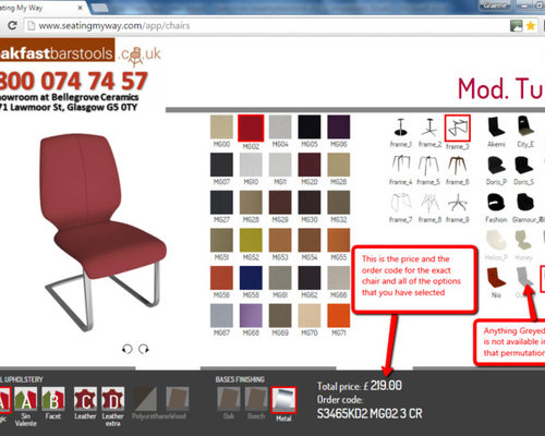 How To Design Your Own Chair   Dining Chairs