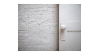 Quaker Style Door Knob Set