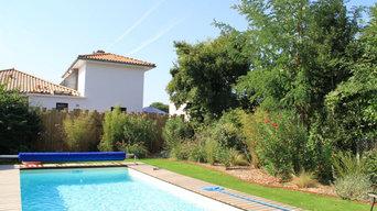 Se reposer en toute sérinité dans son jardin avec piscine !