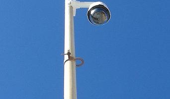 Instalación sistema videovigilancia