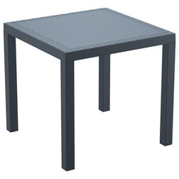 Tropical Outdoor Dining Tables by Quality Construction Supply