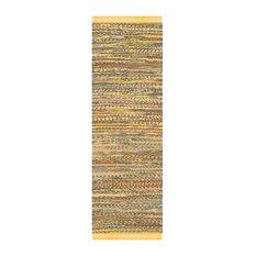 Elena Runner, Yellow, 68x182 cm