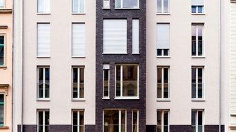Mehrfamilienhaus Tieckstraße 5 in Dresden