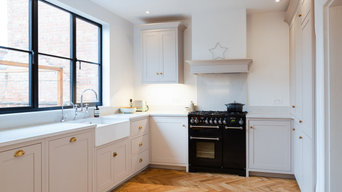 Modern Victorian Kitchen Renovation