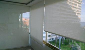 Protección solar, tejido screen