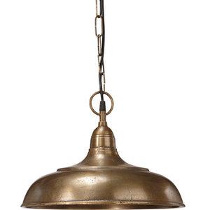 Philadelphia Pendant Light, Brass