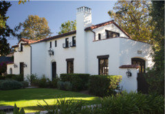 Exterior Paint Colors For A Spanish Colonial Revival