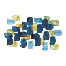 """Urban Confetti II"" Fine Art Piece"