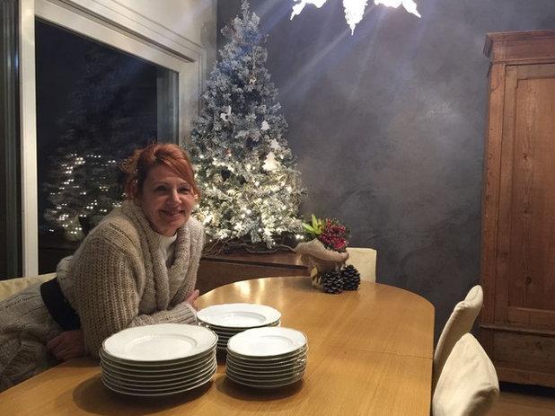 Stylist per un Giorno: La Tavola di Natale di Stefania