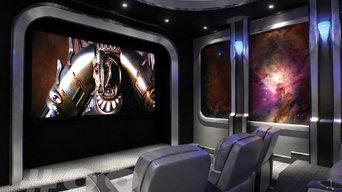 Luxury Theater Interiors