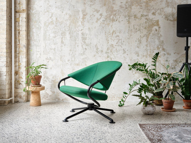 Lounge Chair Citizen by Konstantin Grcic for Vitra