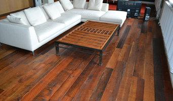 Reclaimed Rustic Doug Fir Flooring