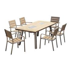 Pompano 7-Piece Dining Set