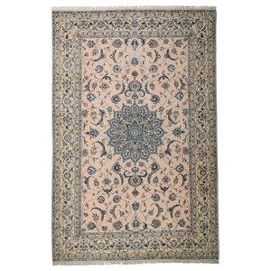 Nain 9La Persian Rug, Hand-Knotted Classic, 300x200 cm