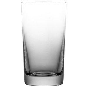 Plain Lead Crystal Cordial Glasses, Set of 6