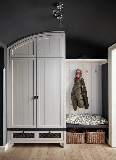 Landhausstil Flur by Anja Lehne interior design