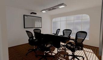 Büro-Visualisierungen